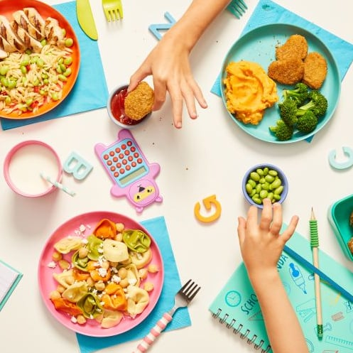 No-Cook Meal Delivery Services For Kids & Families
