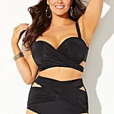Our Pick: GabiFresh x Swimsuits For All Zephyr Wrap Underwire High Waist Bikini
