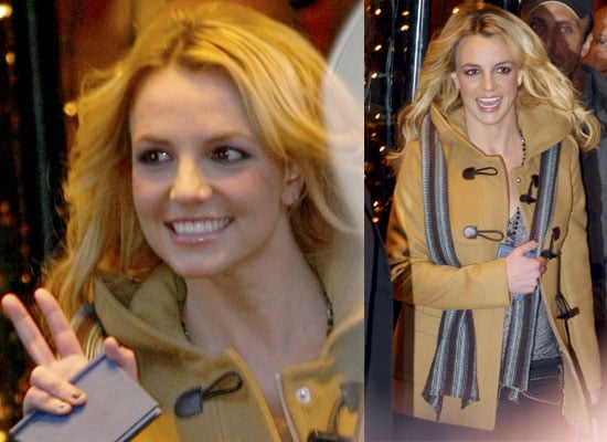 Photos Of Britney Spears In Paris Before Performing On The X Factor, Join Me For A Live Chat As The Show Progresses Tonight!