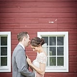 This Romantic Barn Wedding Looks Like It's Straight Out of a Dream