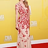 Taylor Swift at CMA Awards 2012 | Pictures