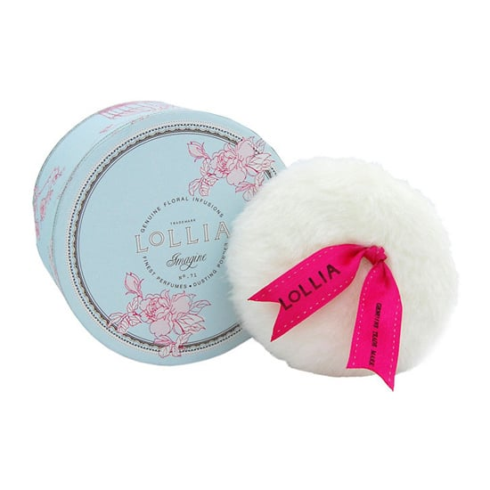 Wait, you mean the box of this Lollia Imagine Perfumed Dusting Powder ($28) isn't the whole present?