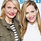 Cameron Diaz and Leslie Mann