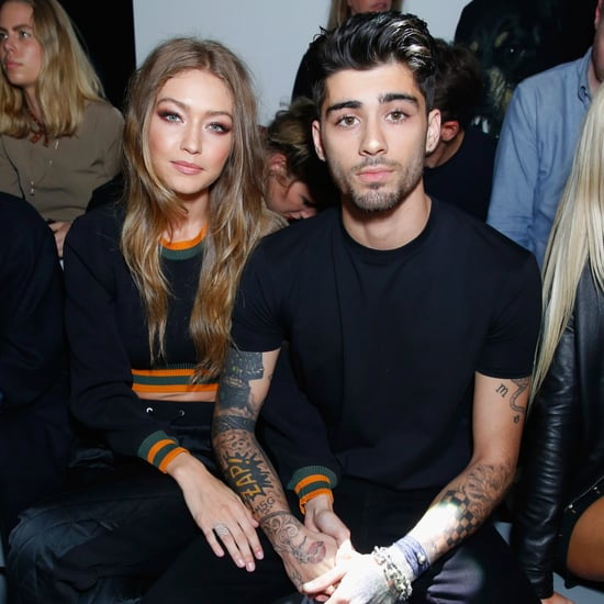 Celebrities Front Row at London Fashion Week Spring 2017