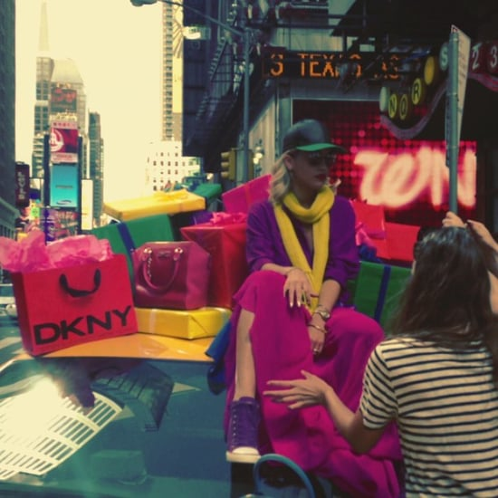 Rita Ora DKNY New York Shoot