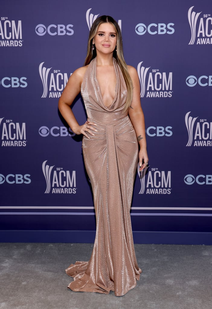 See Photos of Maren Morris in LBV at the 2021 ACM Awards