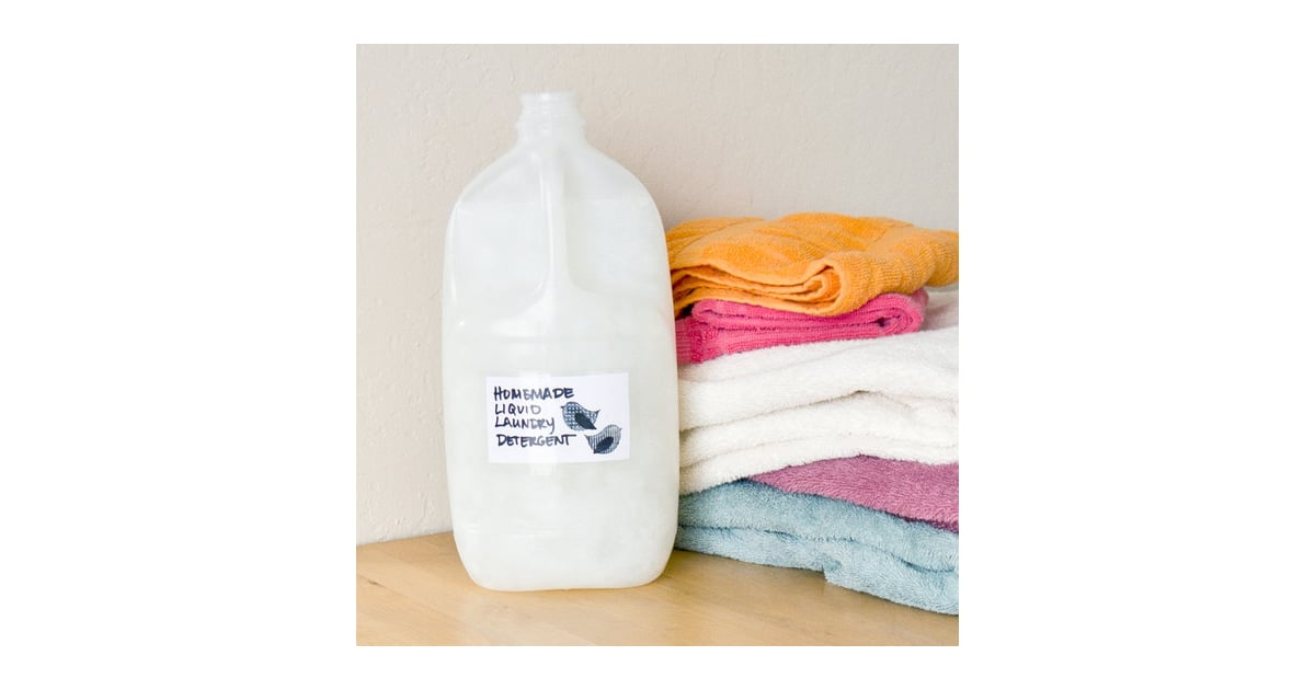 laundry detergent laundry diys popsugar smart living photo 26. Black Bedroom Furniture Sets. Home Design Ideas