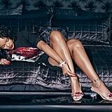 Rihanna Wearing Spice