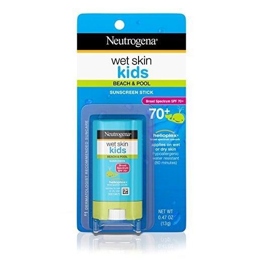 Best Sunscreen Sticks For Kids