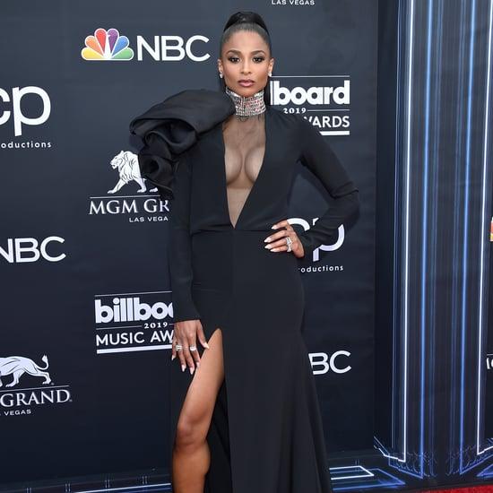 Ciara's Shoes at the Billboard Music Awards 2019