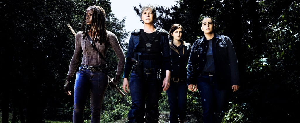 Why The Walking Dead Has the Most Badass Women on TV Right Now