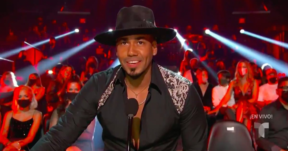 Romeo Santos's Speech at the Billboard Latin Music Awards Will Fill You With Pride