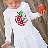 A is For Apple Dress