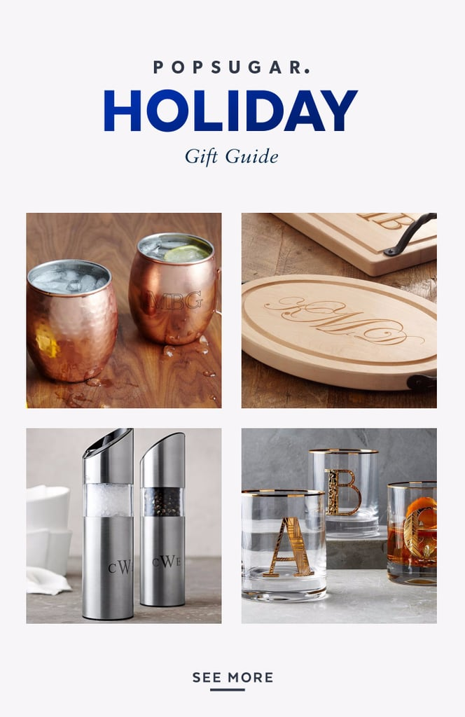 Monogrammed Kitchen Gift Ideas POPSUGAR Food