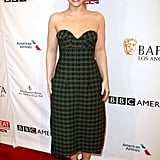 Bryce Dallas Howard slipped into a Victoria Beckham design for the BAFTA Tea Party.