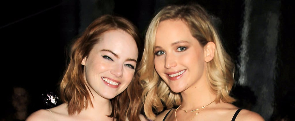 We Highly Doubt Anyone Has More Fun Than Emma Stone and Jennifer Lawrence Together