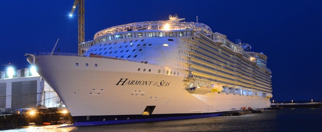 Royal Caribbean: Inside the World's Largest Cruise Ship
