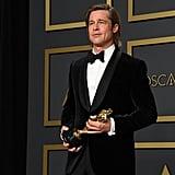 Watch Brad Pitt's 2020 Oscars Acceptance Speech Video