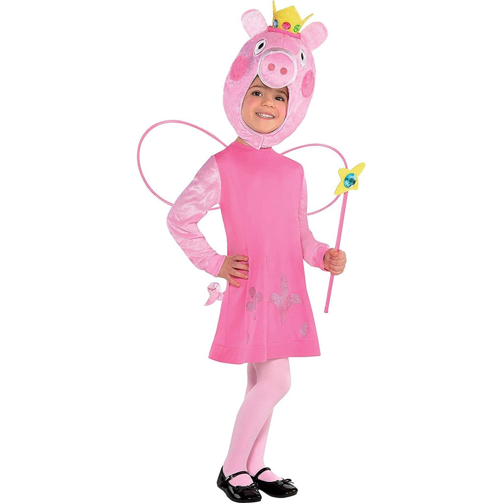 Suit Yourself Peppa Pig Halloween Costume For Girls