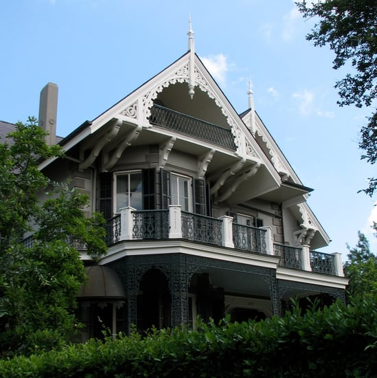 Sandra Bullock and Jesse James Buy a Historic New Orleans Victorian