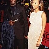 Tyra Banks et Seal