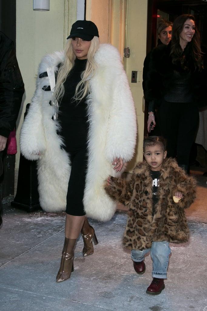 Furry Coats