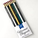 Warmest Regards — Schitt's Creek 8-Piece Pencil Set
