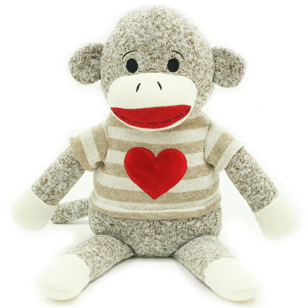 Sock Monkey Plush Toy 10 Cheap Valentine S Day Products At