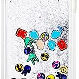 Rebecca Minkoff Emojis Glitterfall Case