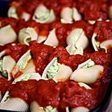 Entrée: Vegan Stuffed Shells