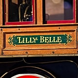 Famous people, including Salvador Dali, rode Walt's train, the Lilly Belle.