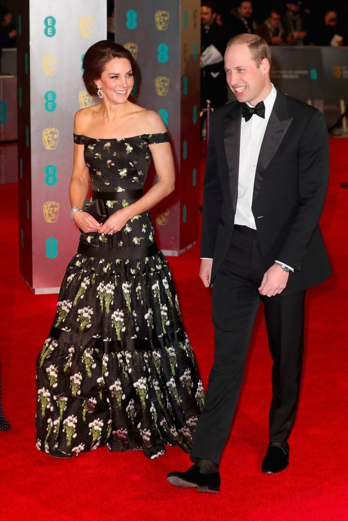 The Duchess of Cambridge Led the Way When It Came to This BAFTA Red Carpet Trend