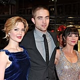 The stars all looked stunning at the Bel Ami premier.