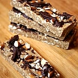 Chocolate-Almond Protein Bars