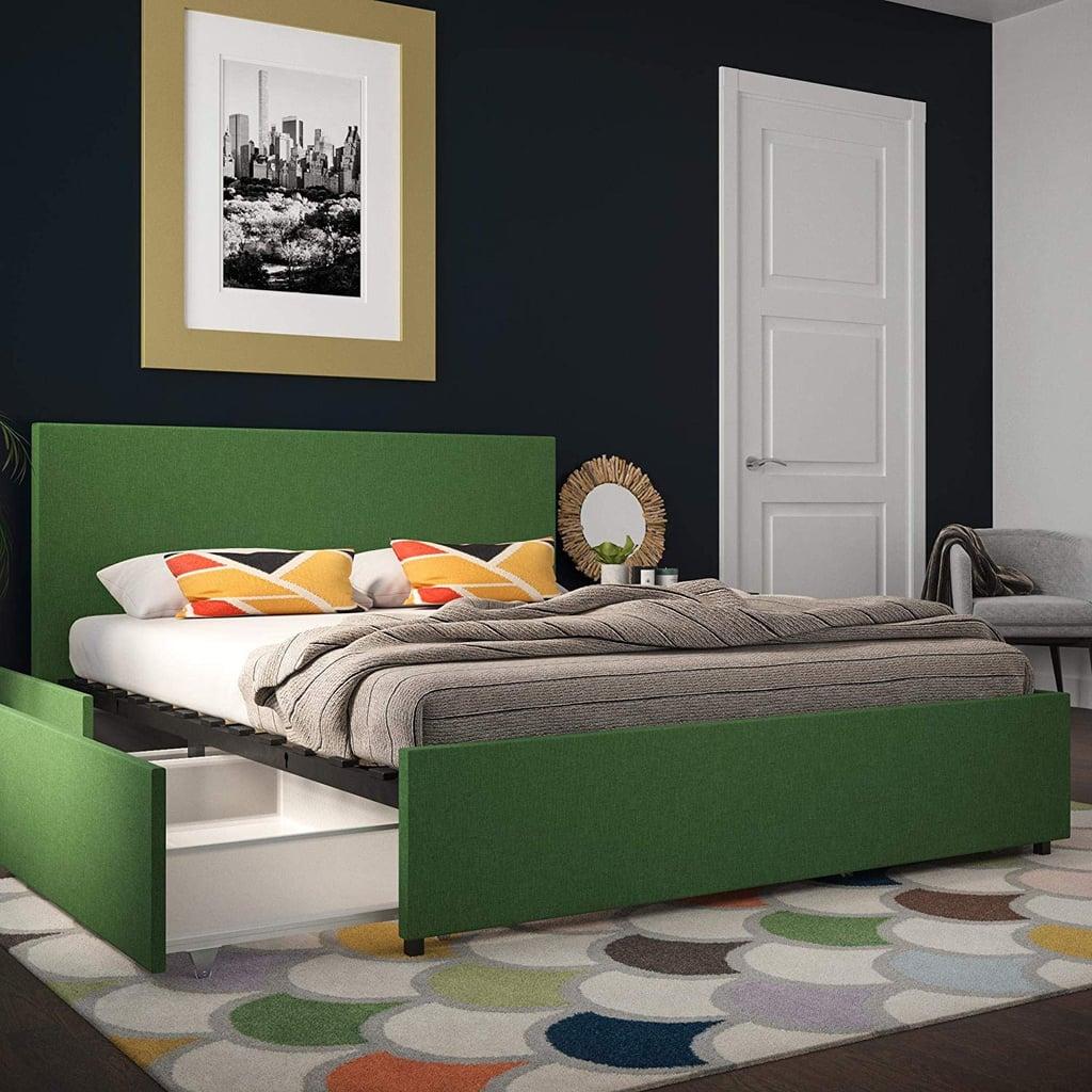 Novogratz Kelly Bed With Storage