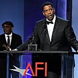 Denzel Washington at 2019 AFI Life Achievement Award Gala