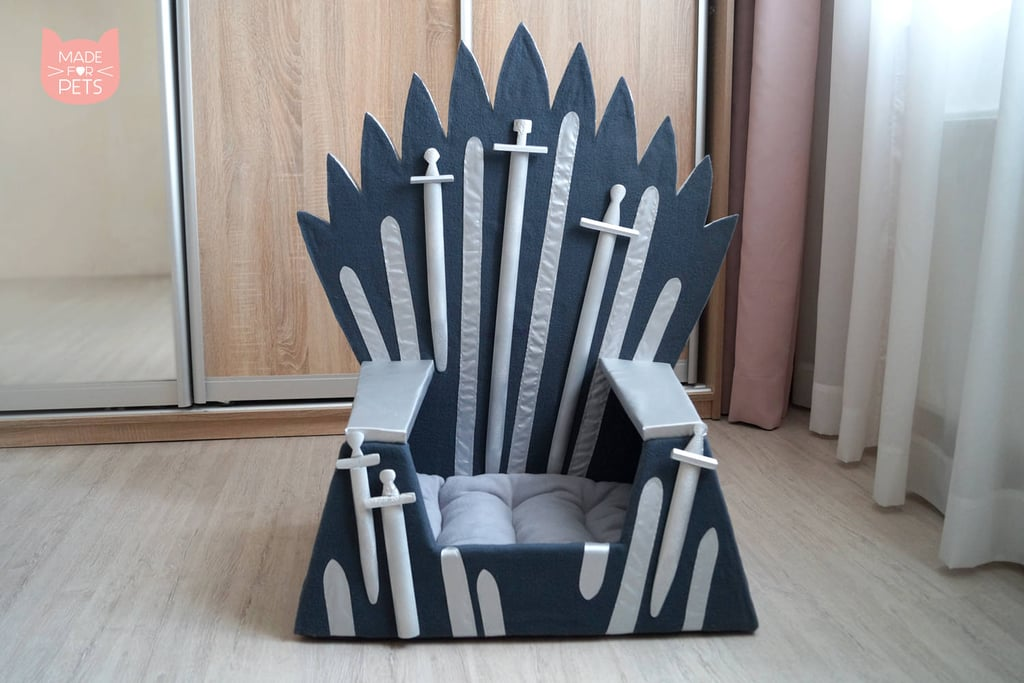 Shop the Iron Throne Cat Bed