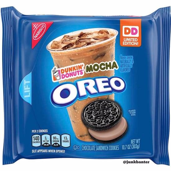 Dunkin' Donuts Mocha Oreos