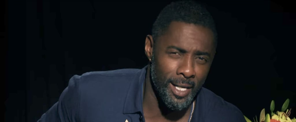 Your Body Will Respond to This Video of Idris Elba Reading Fan Fiction About Himself