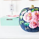 Rosy Painted Pumpkins