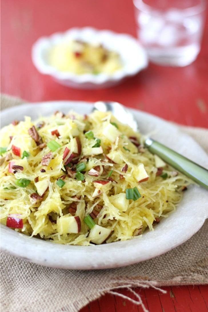 Spaghetti Squash With Apples and Toasted Pecans | 15 ...
