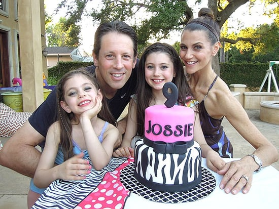 Passion for Fashion! Inside Samantha Harris' Daughter Josselyn's 9th Birthday