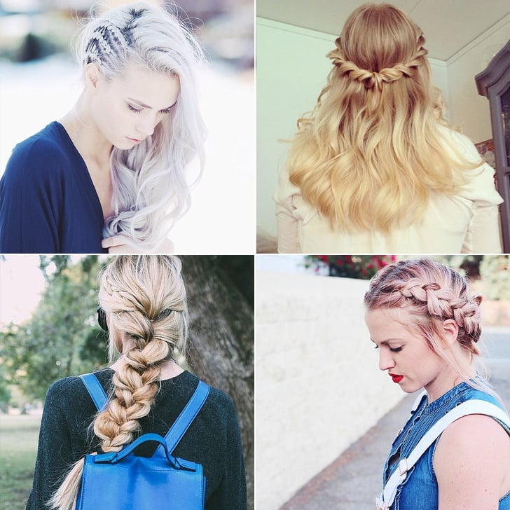 A Comprehensive Guide to Every Gorgeous Braid From Pinterest