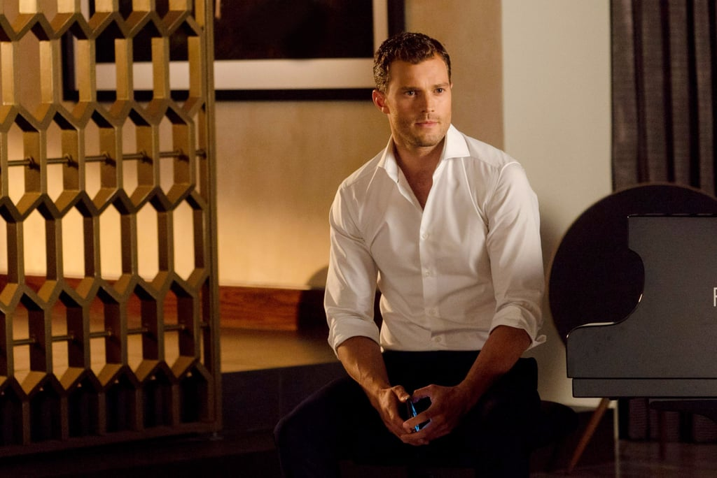 Here's Jamie Dornan's 100-Push-Up Workout For 50 Shades