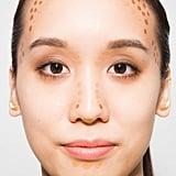 Medium Skin: Contour