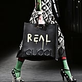 Madonna's GucciGhost Bag on the Fall '16 Gucci Runway