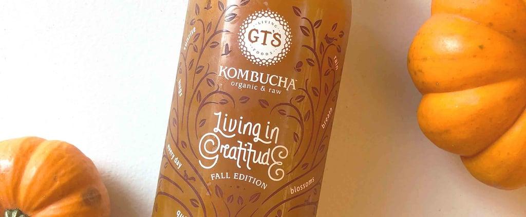 GT's Living in Gratitude Kombucha