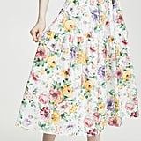 Shop the Outfit: Floral Skirt