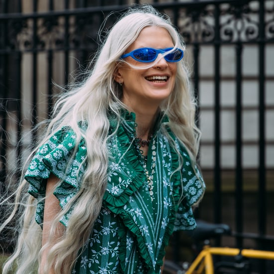 Best Street Style at London Fashion Week Autumn 2020