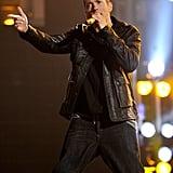 Pictured: Eminem